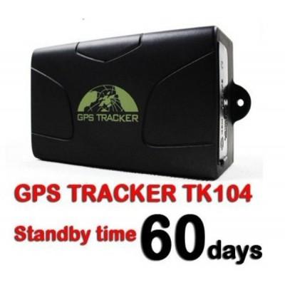 Rastreador e Bloqueador TK104 GPS Tracker