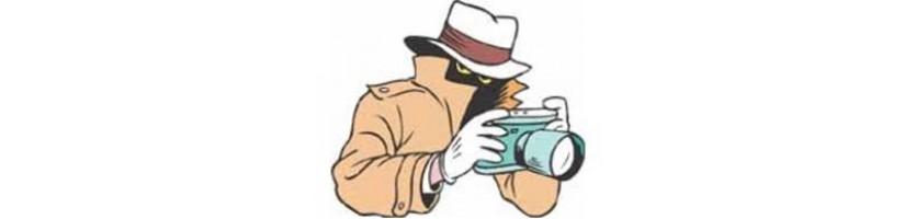 Produtos de Espionagem