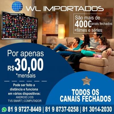 Canais  tv a cabo   IPTV