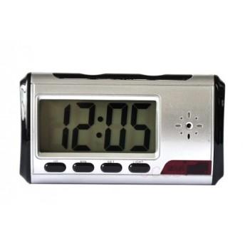 Relógio Espião de Mesa-  Sensor Presença Mini Micro Camêra Espiã