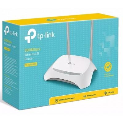 Roteador Tp-link Original 2 Antenas Tl-wr849n 300 Mbp